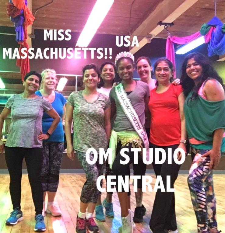 Miss Massachusetts  USA
